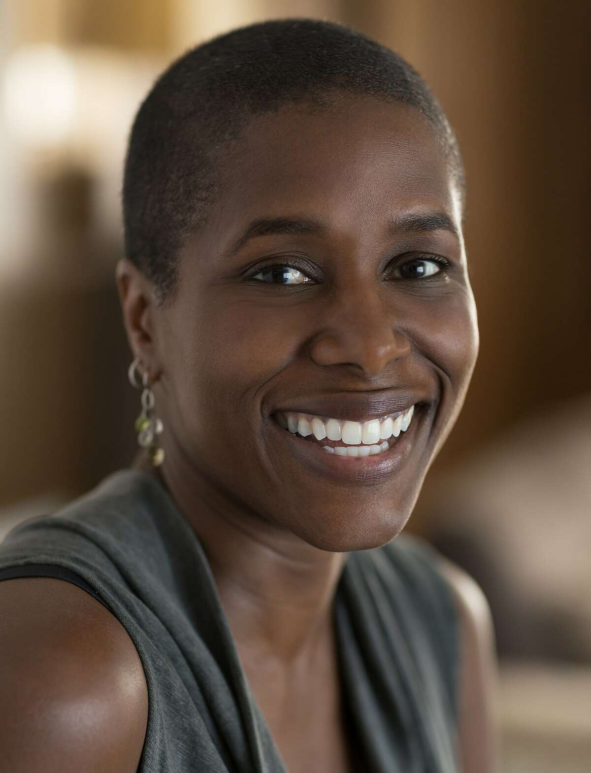 """Natalie Baszile, author of the novel """"Queen Sugar"""" which is now a television series on Oprah's OWN"""