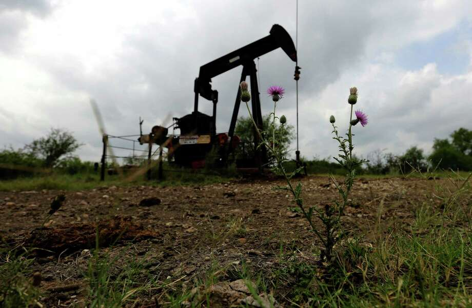 A shorthanded Railroad Commission and an outdated computer system have created a massive safety backlog. In this Friday, May 13, 2016, photo, a pump jack sits idle on a South Texas ranch near Bigfoot, Texas. The Photo: Eric Gay, STF / Copyright 2016 The Associated Press. All rights reserved. This material may not be published, broadcast, rewritten or redistribu