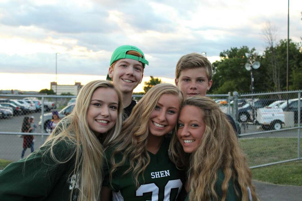 The kids are back in school and it's the second weekend for high school football. Click here for a schedule of games.