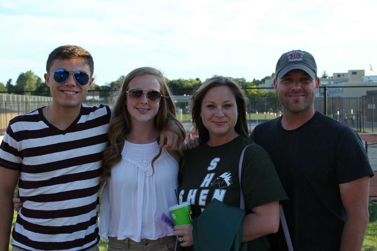 Were you Seen at the season-openingShenendehowa vs. Troyhigh school football game played at Troy High School onFriday, Sept. 2, 2016?