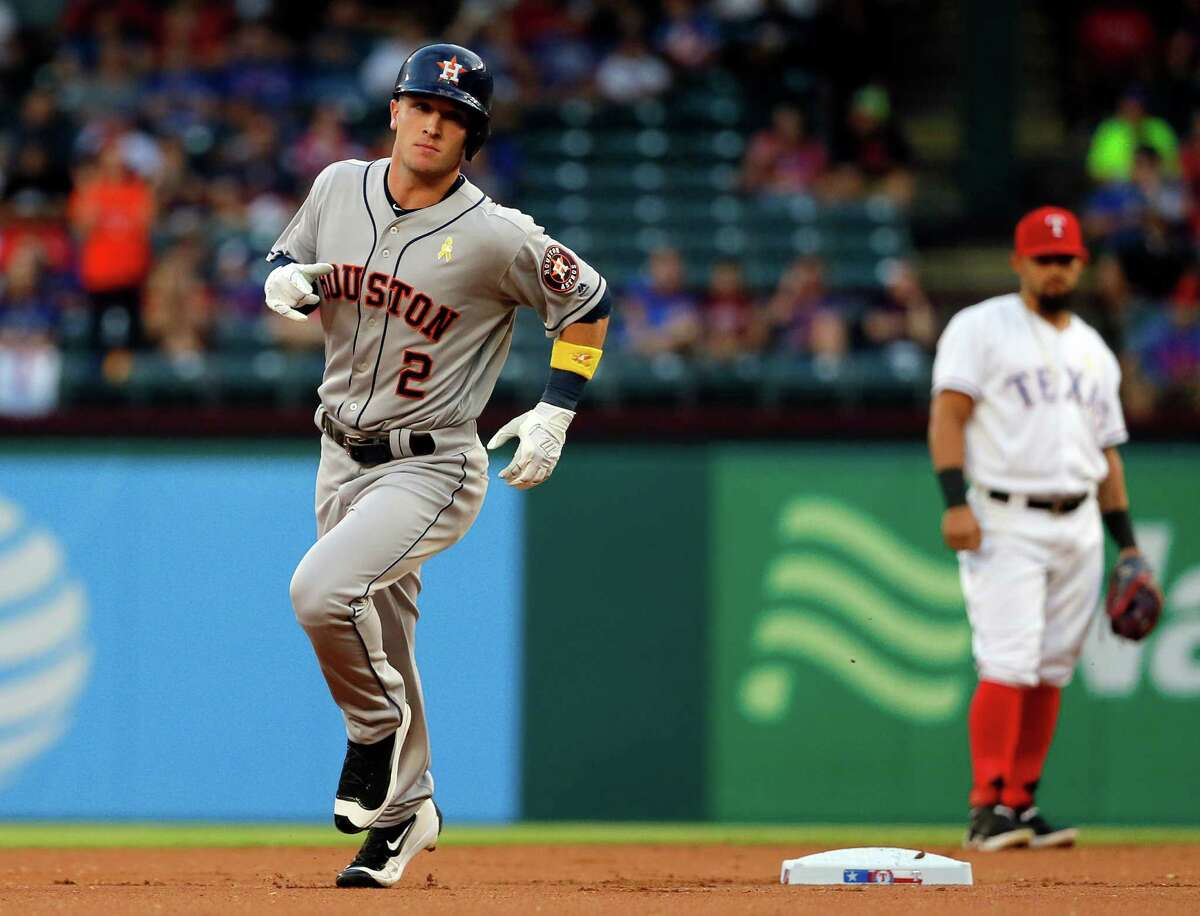 CARLOS CORREA, ASTROS Season: 2016 The No. 2 overall pick in 2015 made his debut a year later. He got called up in late July and hit .264 with eight home runs and 34 RBIs in 49 games.