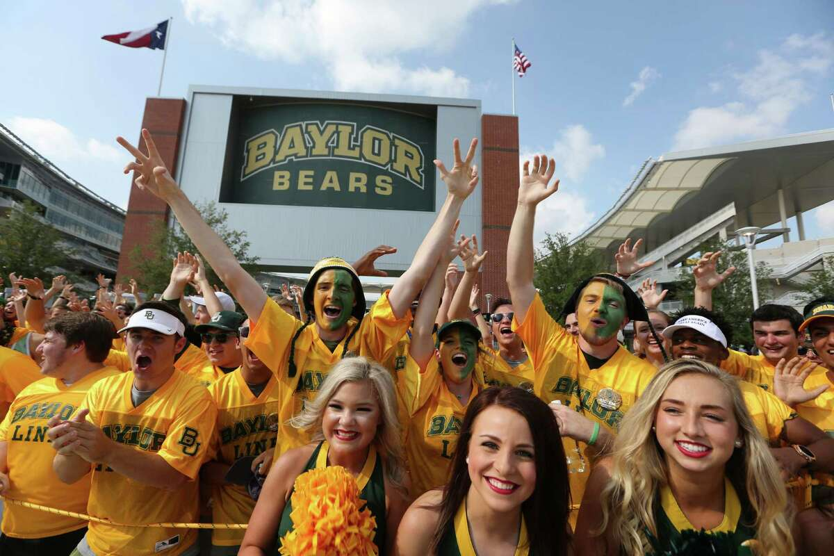 23.Baylor (1-0) This week: vs. SMU, 2:30 p.m. Saturday (FS1) We got a letter to the editor this week berating the Houston Chronicle for printing a story about Baylor's season opener and daring to mention the sexual assaults that happened on campus, shaking the football program to its core. Everyone will move past this horrible scandal eventually, but you berating the messenger isn't helping your cause, Baylor fan.