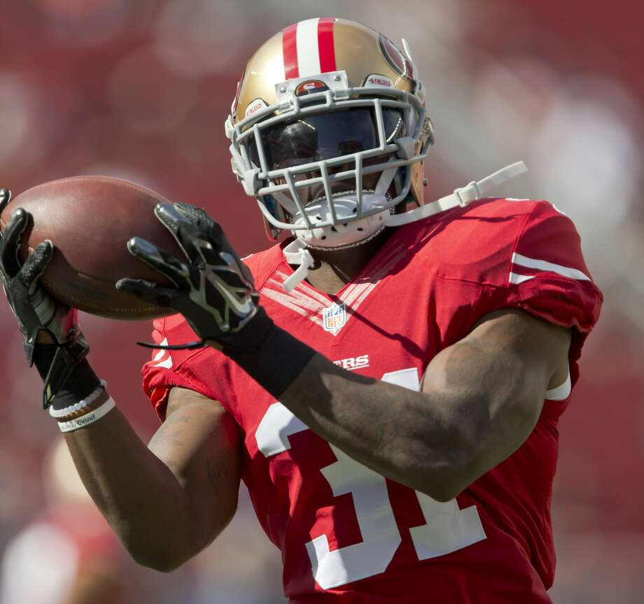 The Seattle Seahawks acquired former San Francisco 49ers safety L.J. McCray via trade on Saturday. Photo: Brian Bahr/Getty Images