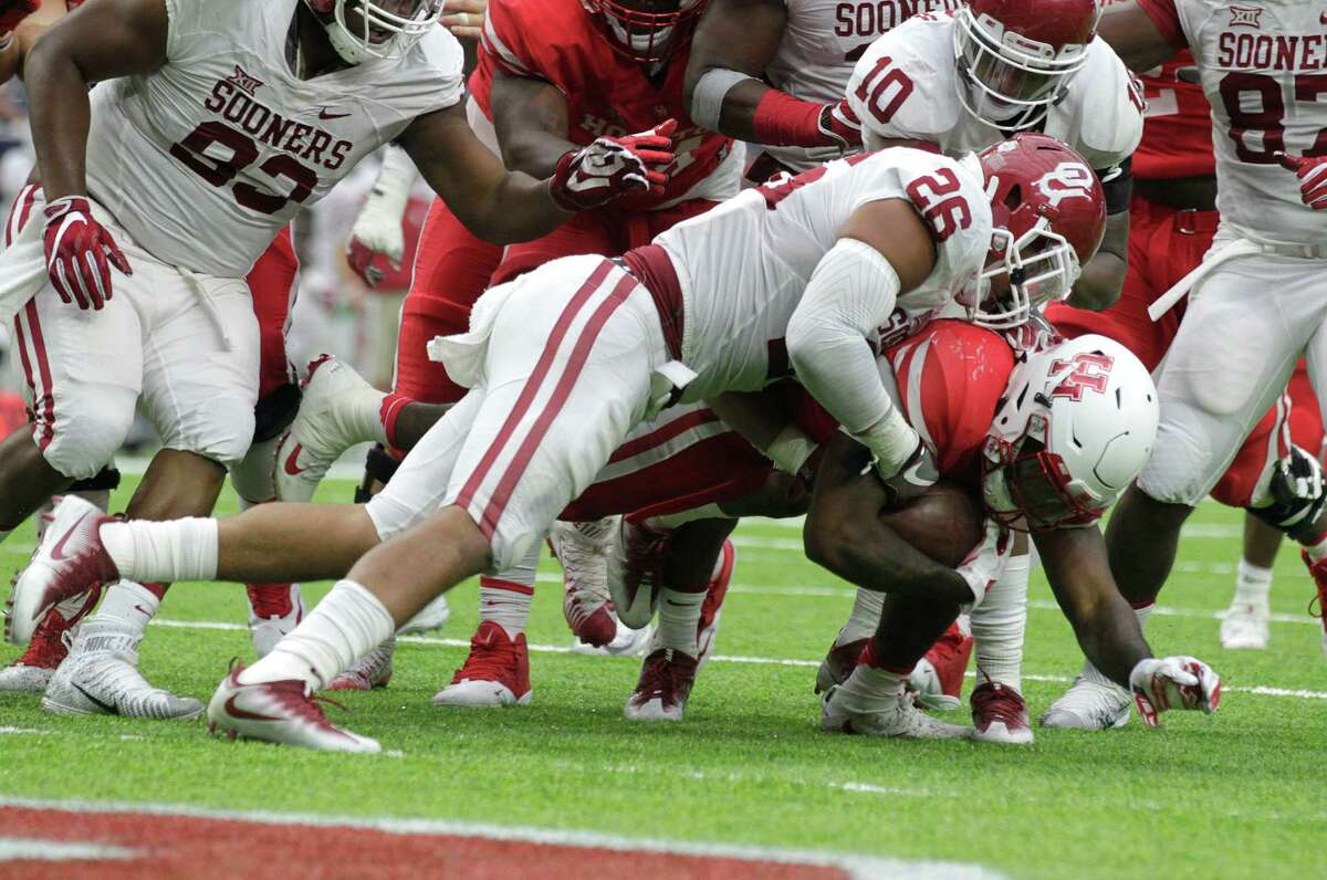 When the Cougars face the Sooners on Sept. 1, it will be in Norman instead of NRG where Houston won in 2016.