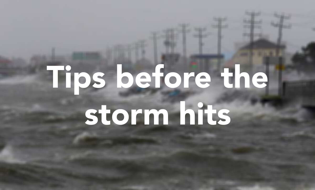 The Norwalk Office of Emergency Management has the following tips to prepare for a storm.