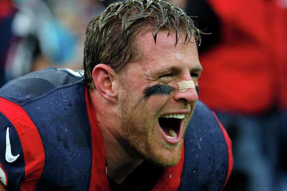 Three-time NFL Defensive Player of the Year J.J. Watt underwent back surgery in late July, but he'll start Sunday.