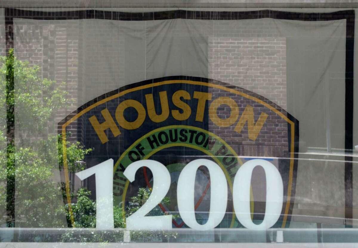 The Houston Police Department headquarters at 1200 Travis St. is seen Wednesday, June 24, 2015, in Houston. ( Jon Shapley / Houston Chronicle )