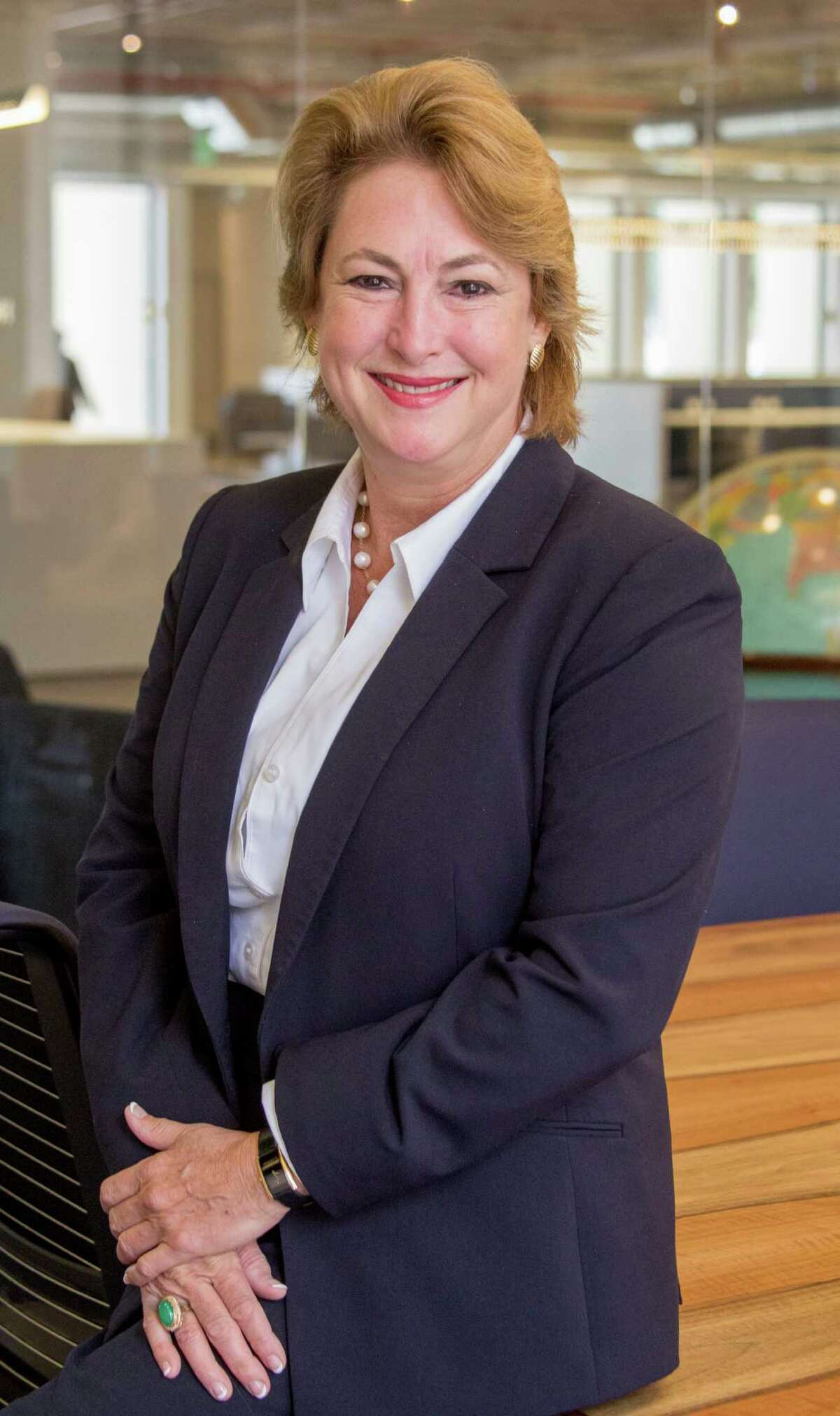 Kim Ogg is a candidate for Harris County District Attorney.