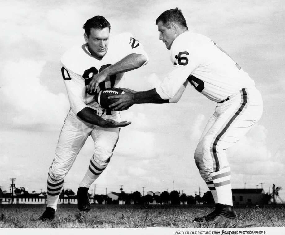 When Houston First Hosted A Pro Football Championship