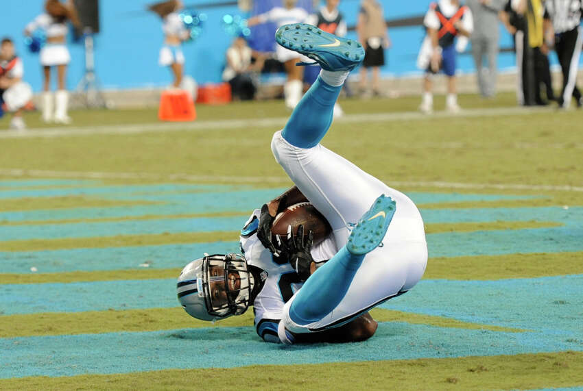 WR Marcus Lucas Notes: The 24-year-old entered the league as an undrafted free agent out of Missouri in 2014, making stops with Dolphins and Bears in addition to two separate stints with the Panthers.