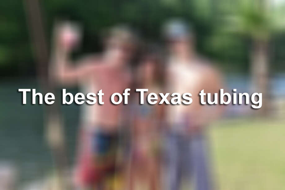 One of the best ways to beat the heat is to go tubing.