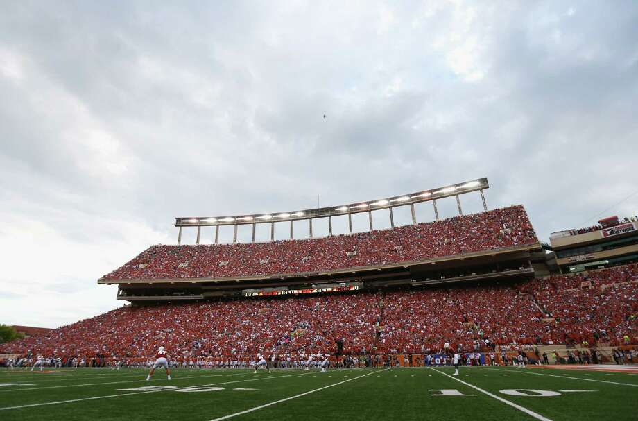 COMPARE: Texas stadiums vs. home of the LA ChargersThe NFL's Chargers are ditching San Diego and moving to Los Angeles. The catch is that their first two season will be played in a 27,000 soccer stadium that is more comparable to a Texas high school field than and NFL venue. Click through to compare Texas' biggest stadiums - from high school to NFL - with the LA Charger's StubHub Center. Photo: Ronald Martinez, Getty Images / 2016 Getty Images
