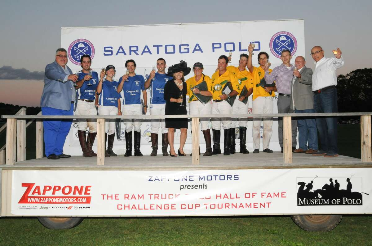 Were you Seen at the Saratoga Polo Association's season-ending Hall of Fame Challenge Cup at the polo fields in Greenfield Center on Friday and Sunday, Sept. 2 and 4, 2016?
