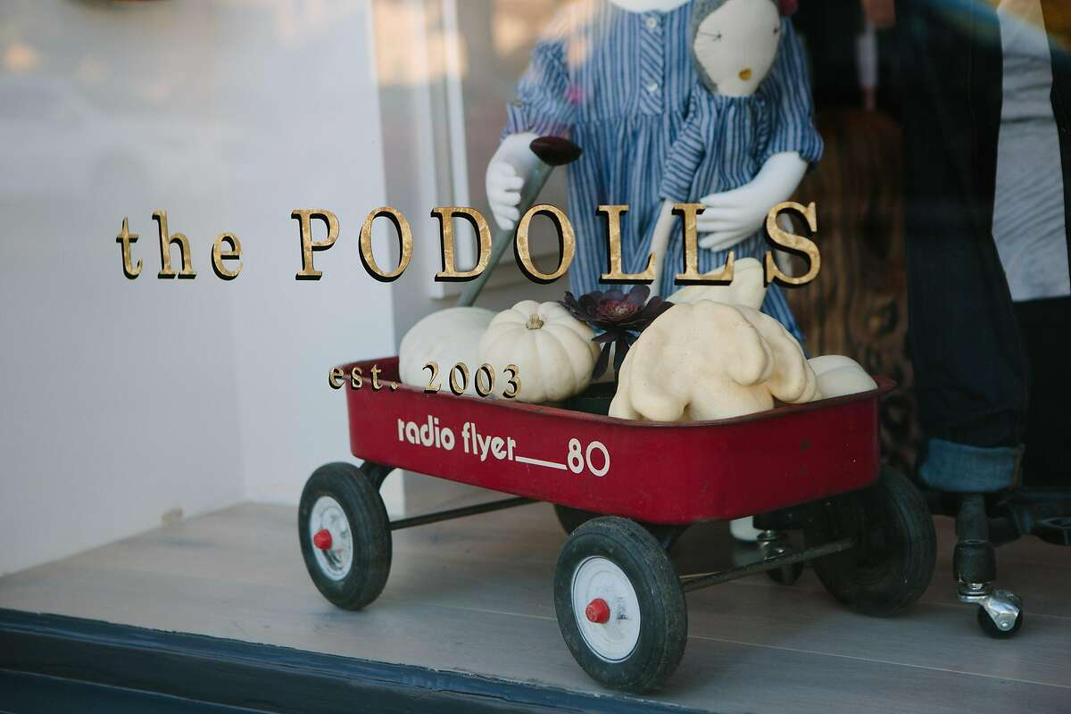 Josh and Lauren Podoll opened their Burlingame flagship store, the Podolls, in 2013, and it instantly attracted shoppers looking for effortlessly stylish fashion made from sustainable fabrics.