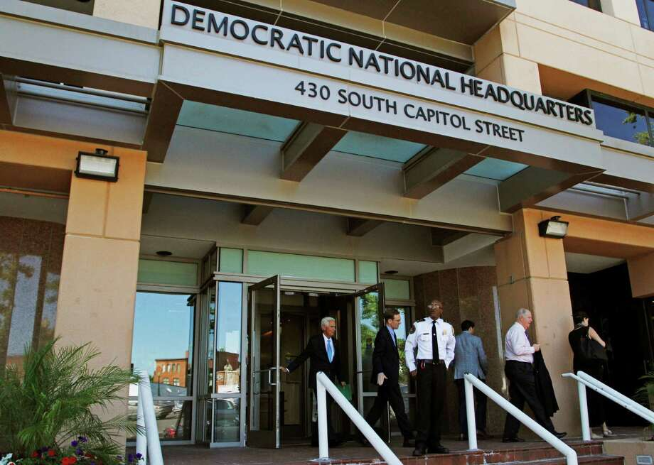 The Russian government's hack of the Democratic National Committee shocked U.S. officials. Photo: Paul Holston, STF / Copyright 2016 The Associated Press. All rights reserved. This material may not be published, broadcast, rewritten or redistribu