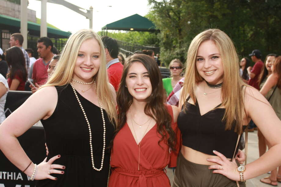 Fans attending the Fifth Harmony concert at the Cynthia Woods Mitchell Pavilion in the Woodlands. (For the Chronicle/Gary Fountain, September 5, 2016) Photo: Gary Fountain/Gary Fountain/For The Chronicle