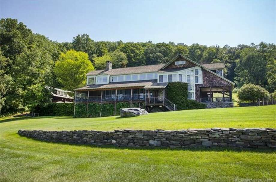 Michael J. Fox's estate  18 Knibloe Hill Rd, Sharon, CT 06069  6 beds 5 baths 5,000 sqft  Price: $4,250,000 View full listing on Zillow Photo: Zillow