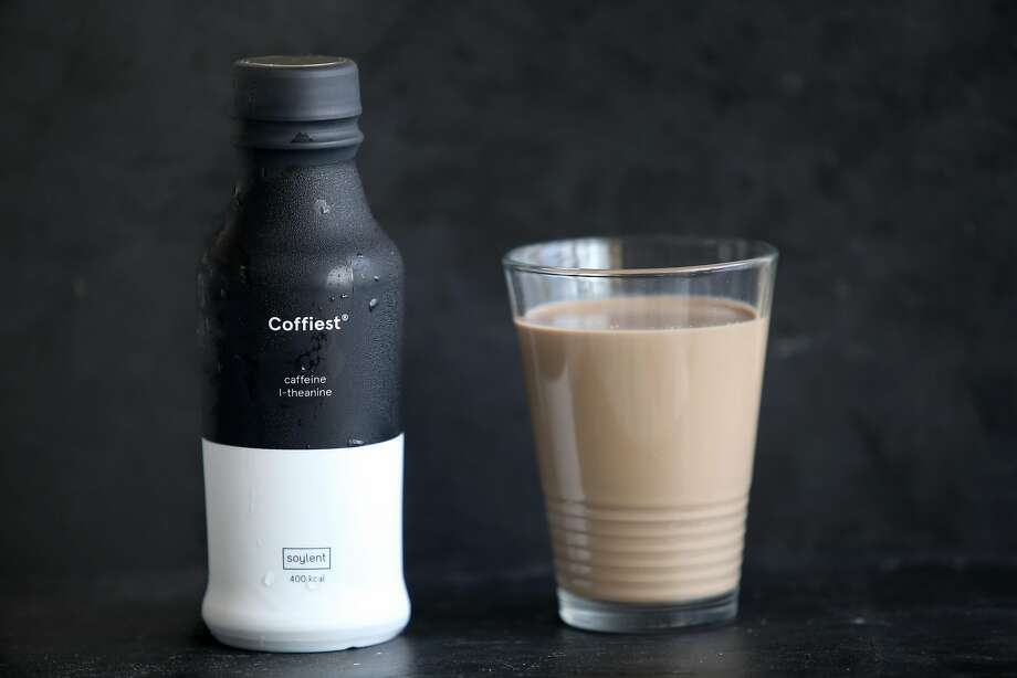 Coffiest,  a plant- based caffeinated soy beverage providing a balanced nutritional breakfast, on Monday, August 29, 2016 in San Francisco, Calif. Photo: Liz Hafalia, The Chronicle