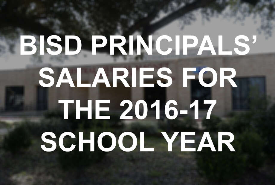 Keep clicking to see how much Beaumont ISD's principals are expected to earn during the 2016-17 school year.