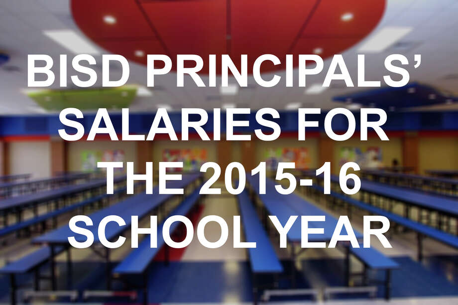 Keep clicking to see how much Beaumont ISD principals made during the 2015-16 school year.