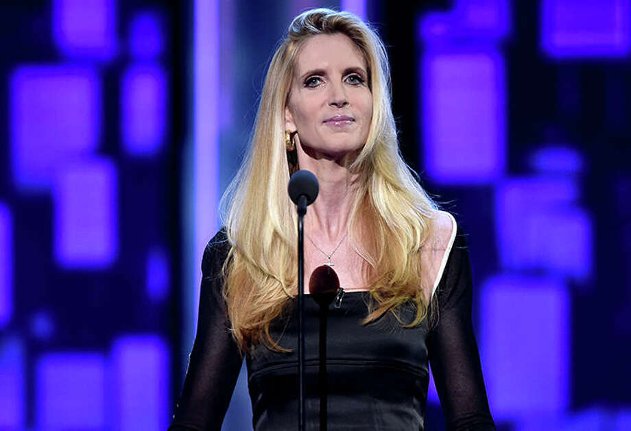 "Ann Coulter: ""They love me in Seattle and if they don't, they would if they got to know me.""  / 2016 Getty Images"