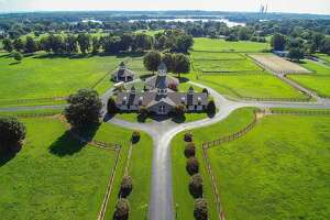 Reba McEntire has put her 83-acre equestrian estate near Nashville on the market for $7.9 million, according to  Zillow Porchlight .
