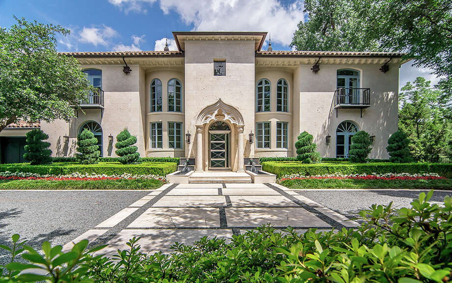 "The Dallas estate dubbed ""Casa Belle Vista,"" — also known as ""Casa Bellamini"" — has come into national reality TV stardom. A ""Real Housewives of Dallas"" cast member was the winning bidder.  Photo: Concierge Auctions"