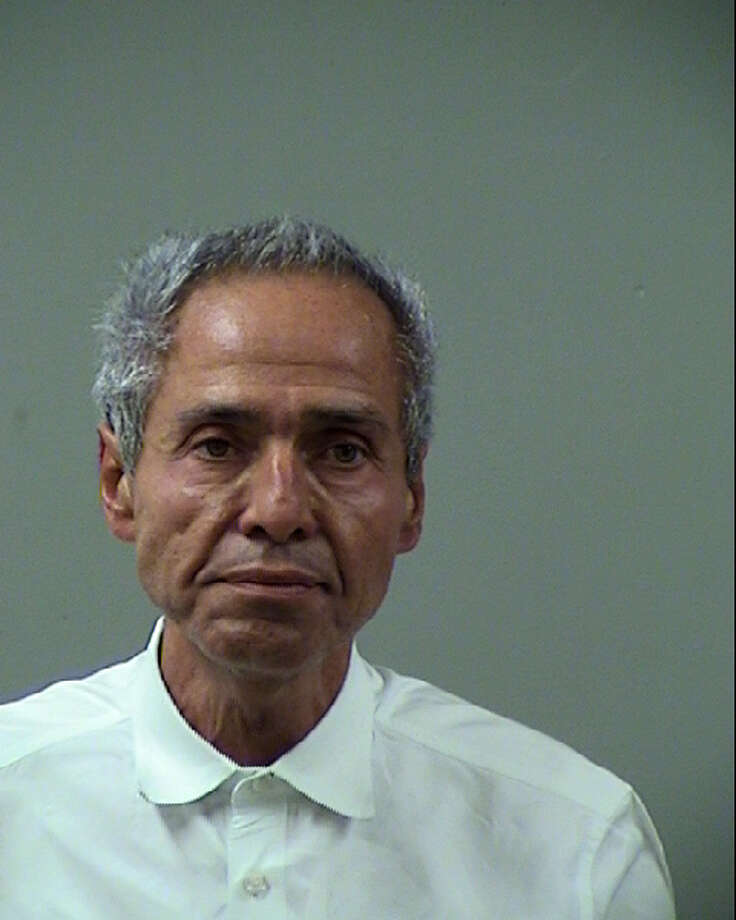 Jerry Gonzaba, 63, was found dead in the trunk of his car in a Walmart parking lot on the Southwest Side of San Antonio on Sept. 2, 2016.