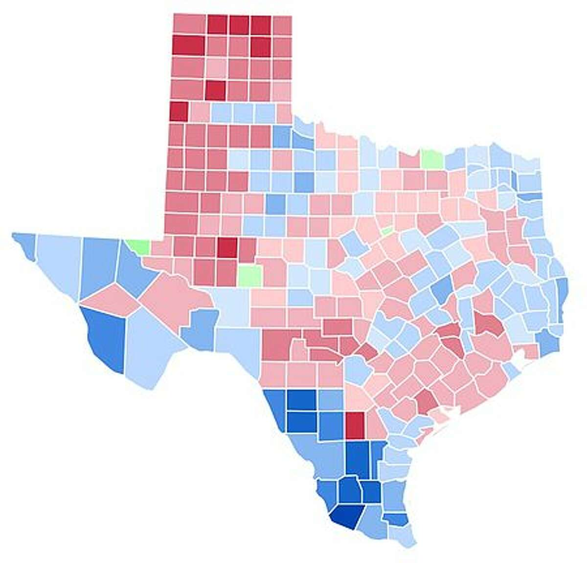 Texas was nearly a split state in the 1992 presidential election. Incumbent George H.W. Bush, a Republican, took 40.5 percent of the vote over Democrat Bill Clinton, who took 37 percent. Independent (and Texan) Ross Perot took 22 percent.