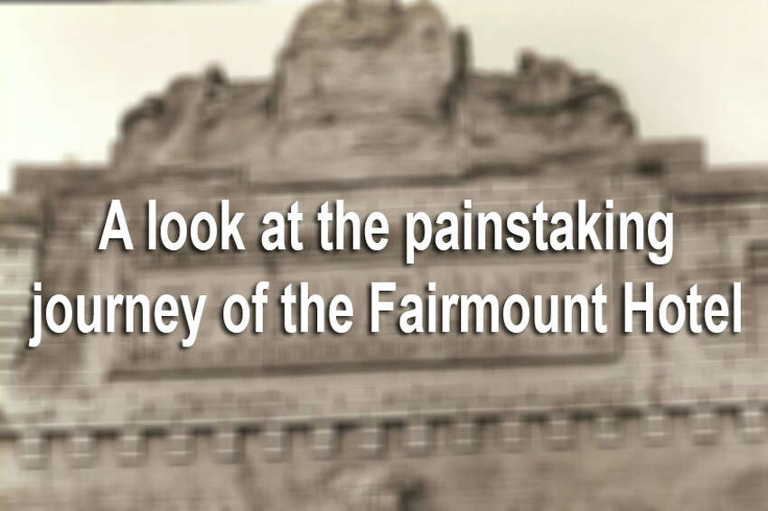 The Fairmount Hotel took a six-day journey in the spring of 1985 from the intersecion of Bowie and Commerce streets to La Villita to avoid being demolished.Here's a look back at the painstaking move.