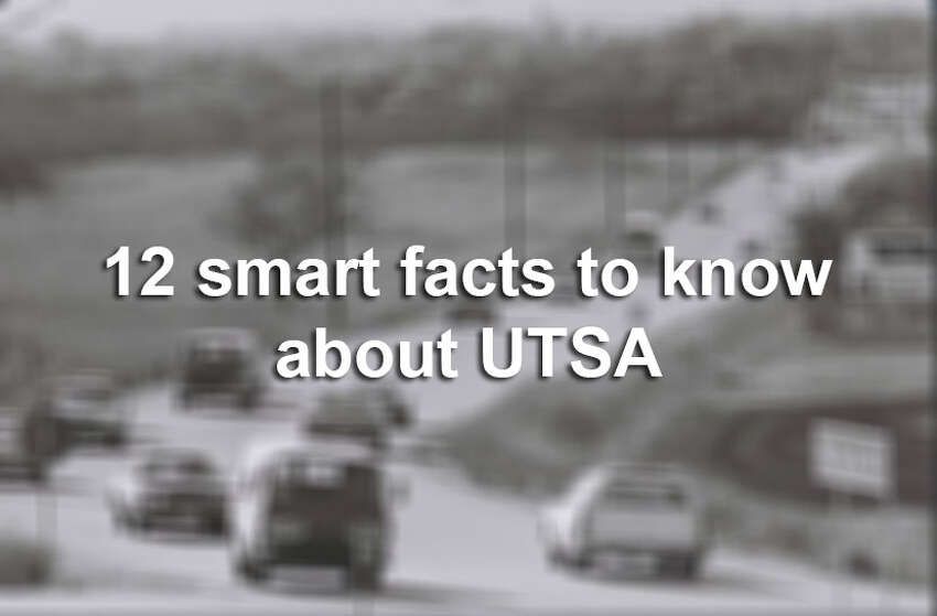 A lot has changed since the University of Texas San Antonio first opened its campus more than 40 years ago.Click ahead for 12 smart facts about the city's first public university.