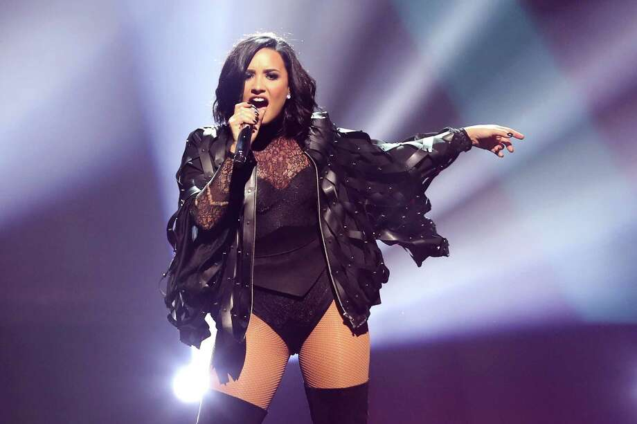 BOSTON, MA - JULY 20:  Demi Lovato performs at TD Garden on July 20, 2016 in Boston, Massachusetts.  (Photo by Mike Lawrie/Getty Images) Photo: Mike Lawrie, Staff / 2016 Getty Images