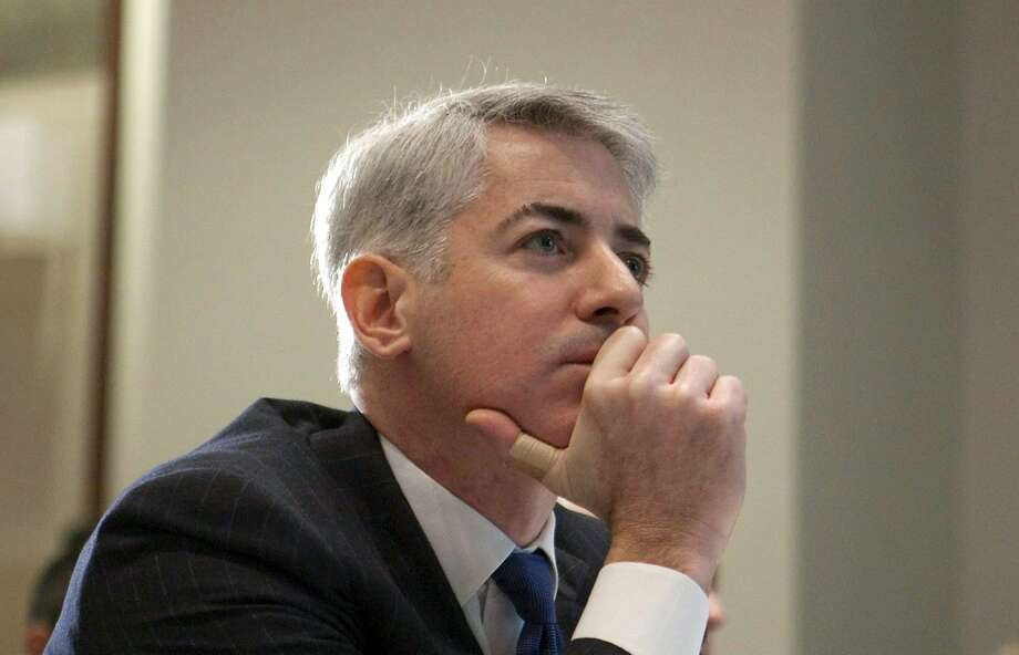 BillAckman is not the only hedge        fund manager who has struggled recently. Photo: Pawel Dwulit, Associated Press
