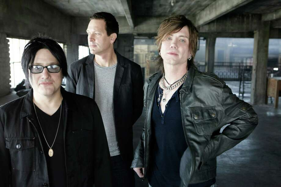 The Goo Goo Dolls perform Thursday in The Woodlands. Photo: Contributed Photo / Connecticut Post Contributed