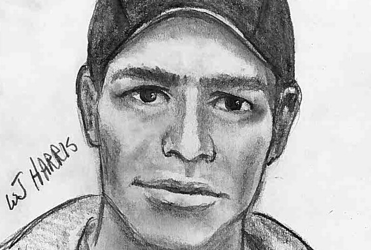 Police released this sketch of one of two suspects in a home invasion about 11:50 a.m. Aug. 29, 2016, at a house in the 4600 block of Summer Lakes in Sugar Land. (Sugar Land Police Department)