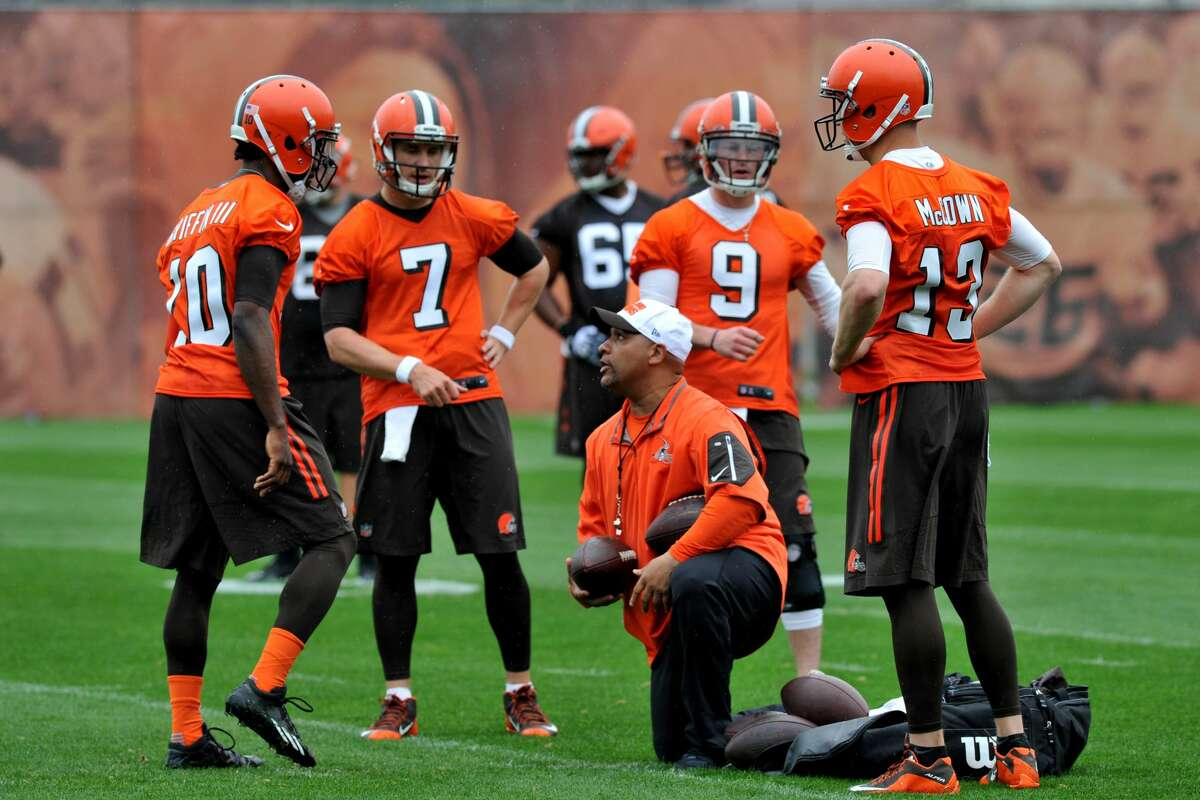 31. Cleveland (3-13 last season) The Browns are rebuilding under Hue Jackson and should be one of the worst teams in the league again.