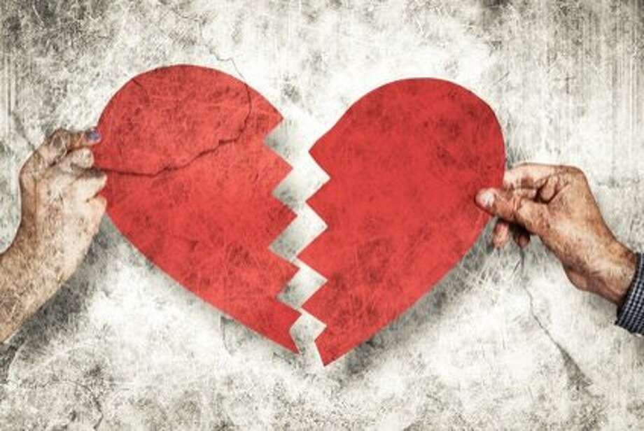 A Dear Abby reader wonders if people can just fall out of love. Photo: Fotolia