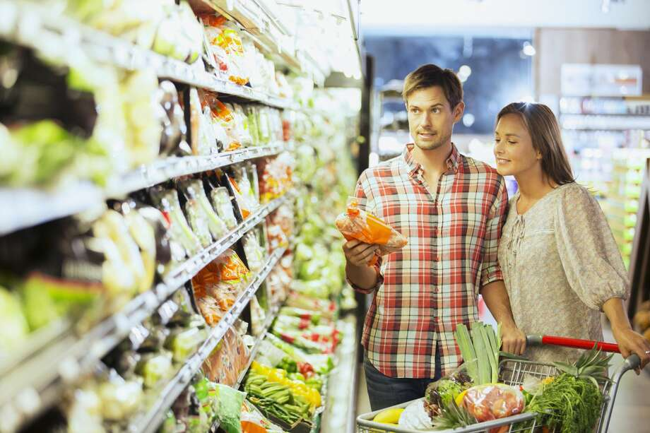 GROCERY WARS: What your favorite grocery store says about youWhether you are a penny-pinching family of seven or a millennial eating for one every night, we've broken down every leading grocery store in the Houston area to two quotes from an imaginary shopper.See what your favorite grocery store says about you.... Photo: Dan Dalton/Getty Images/Caiaimage
