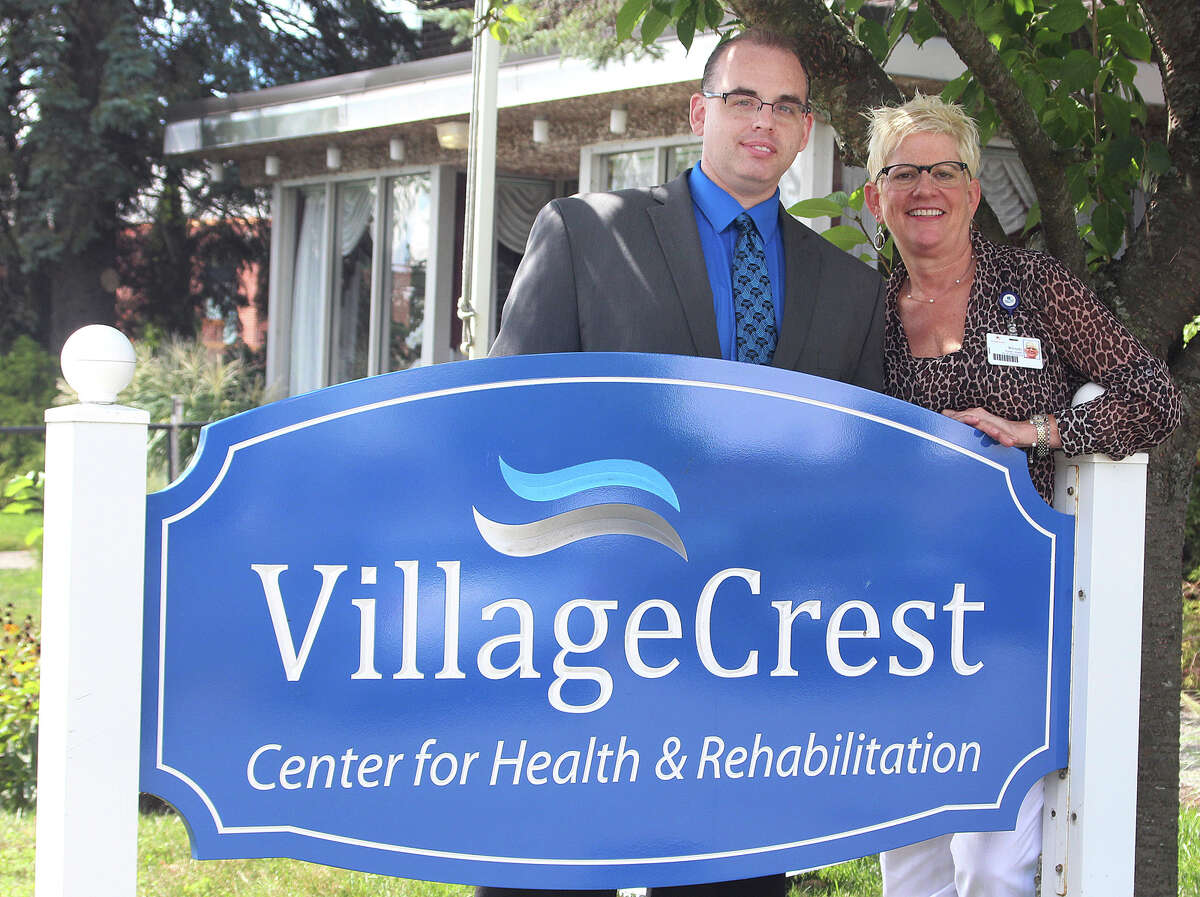 James Noonan is the new director of Village Crest Center for Health and Rehabilitation in New Milford.
