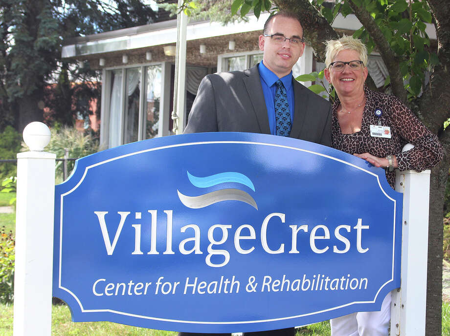 James Noonan is the new director of Village Crest Center for Health and Rehabilitation in New Milford. Photo: Chris Bosak / Hearst Connecticut Media / The News-Times