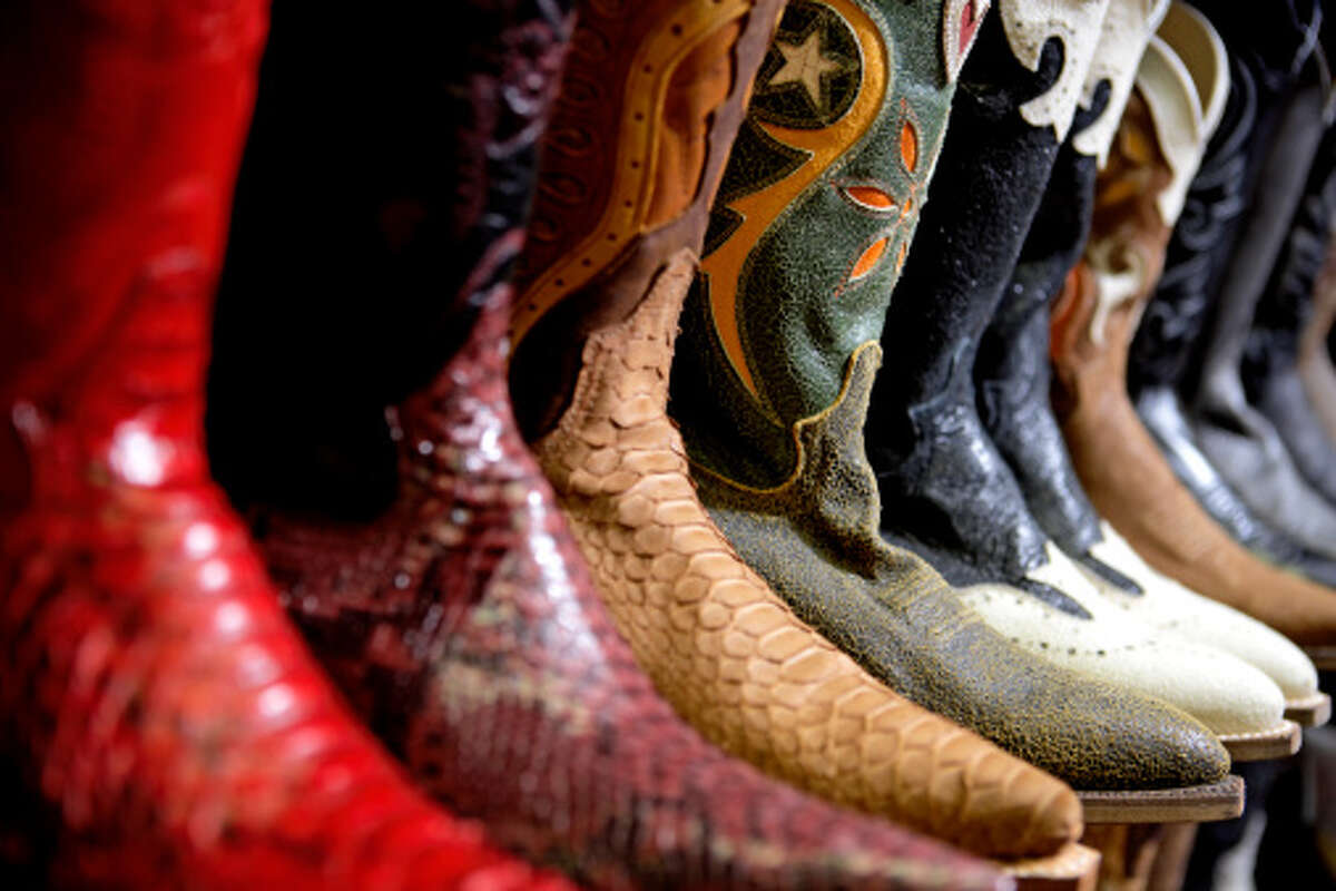 """Socks are key """"Step two is to wear a good quality boot sock. Avoid wearing cotton athletic socks at all costs. You want a sock that is a polyester/nylon blend and soft to the touch. Contrary to some thinking, the sock actually should not be thick."""" - Owner of Outback Western Wear, Chris O'Rourke."""