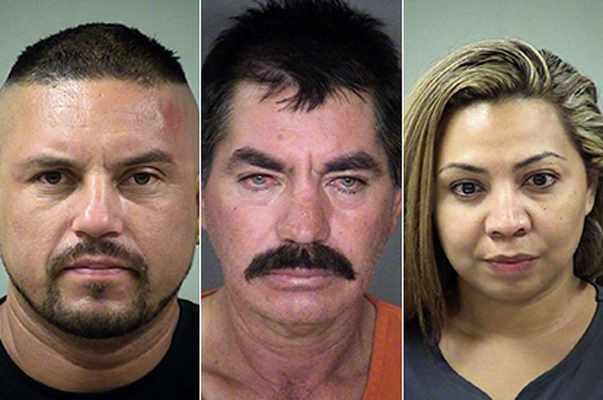 Click ahead to see those accused of driving while intoxicated in August in Bexar County.