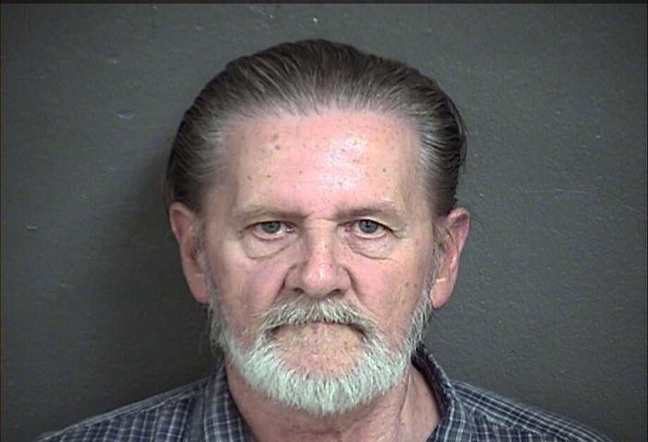 Lawrence Ripple is seen in an undated photo provided by the Wyandotte County Detention Center. Ripple, who is  accused of robbing a bank in Kansas City, Kans., on Friday, Sept. 2, 2016, told investigators he would rather be imprisoned than living with his wife. Ripple was charged with bank robbery on Sept. 6.  (Wyandotte County Detention Center via AP) Photo: HOGP / Wyandotte County Detention Center