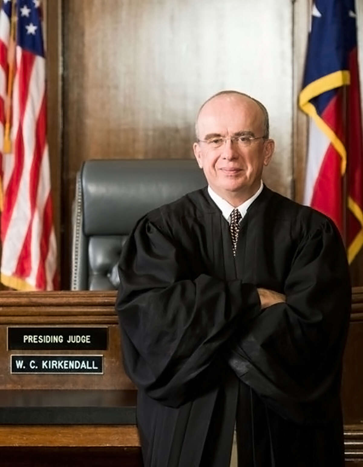 Judge Bud Kirkendall