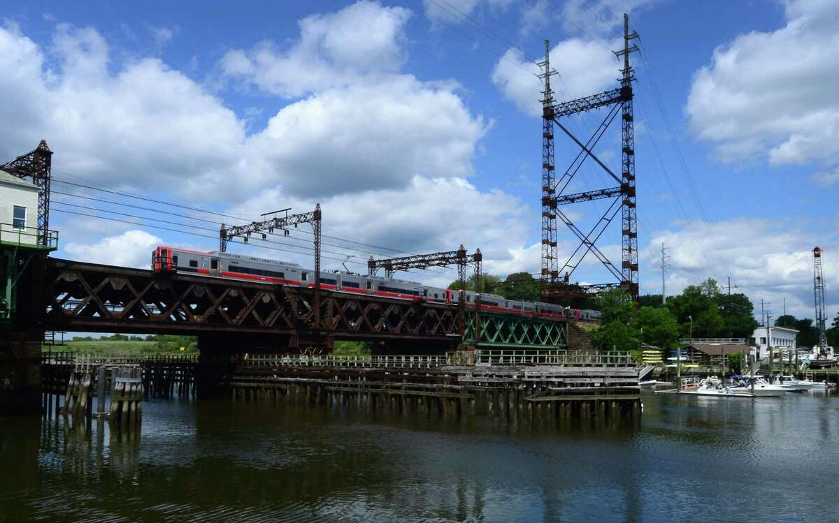 The century-old Walk Bridge that carries Metro-North trains across the river is scheduled for replacement by the state Department of Transportation. But the details of the project have alarmed residents and business owners on both sides of the bridge in East Norwalk and South Norwalk.