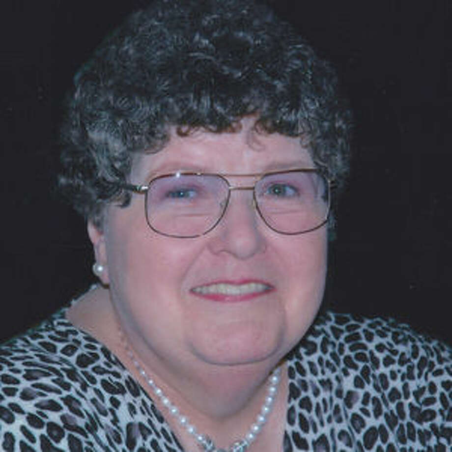 Virginia Mary Dowd was active in the Harp and Shamrock Society of Texas for many decades. Photo: Courtesy