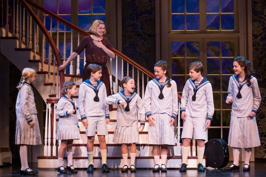 "The Majestic Theatre is launching its 2016-'17 Broadway in San Antonio season with ""The Sound of Music."" Photo: Courtesy Matthew Murphy"
