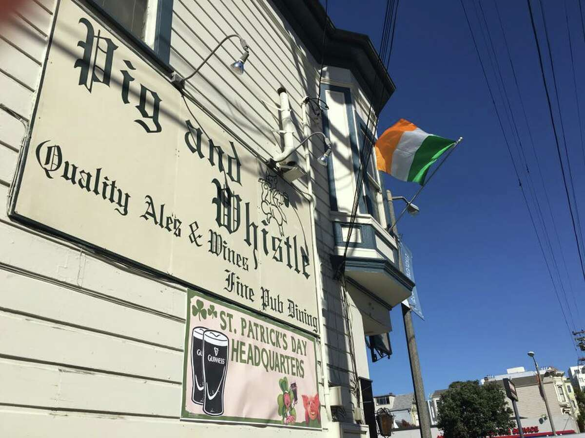 SUNDAY: Pig & Whistle (Inner Richmond) at 8:30 p.m.2801 Geary Blvd. Note: Pig & Whistle also holds trivia on Wednesdays.