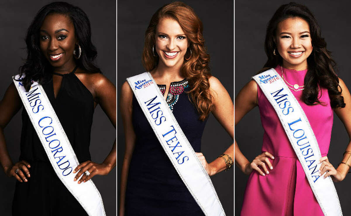 The 2017 Miss America contestants aren't just about their looks. They also have talent and work with various charities. Keep clicking to learn more about them.