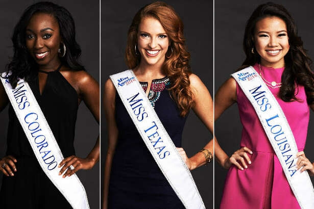 The 2017 Miss America contestants aren't just about their looks. They also want to boast their talents and promote their charity platforms to promote good.